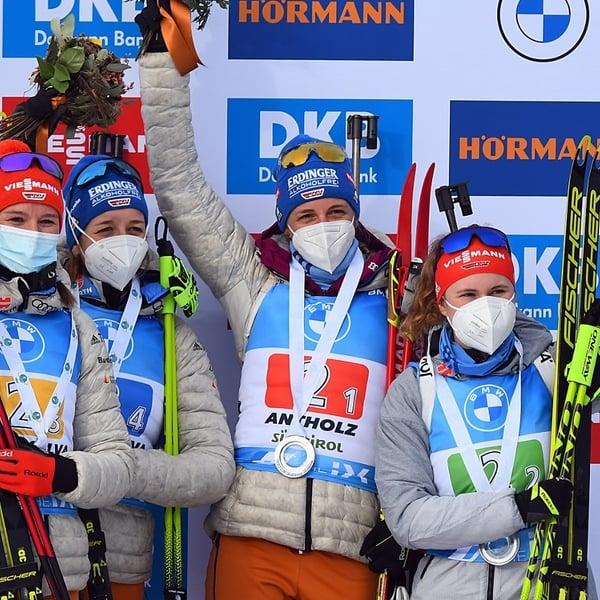 24.01.2021 - Kaisheva führt Russland zum Staffelsieg
