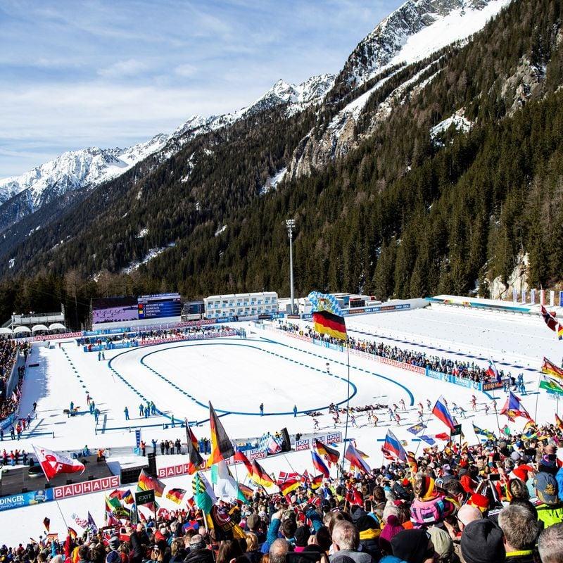 IBU Biathlon Weltcup 2023