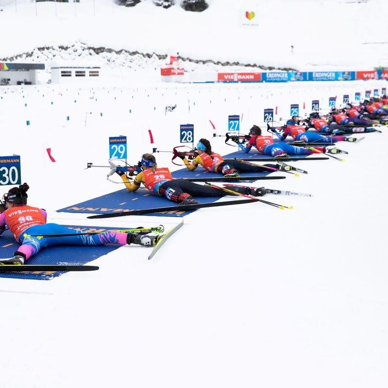 IBU Biathlon Weltcup 2025